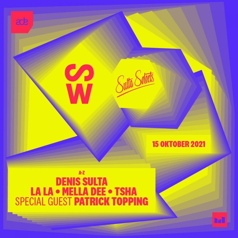 Line up SW ADE x Sulta Selects